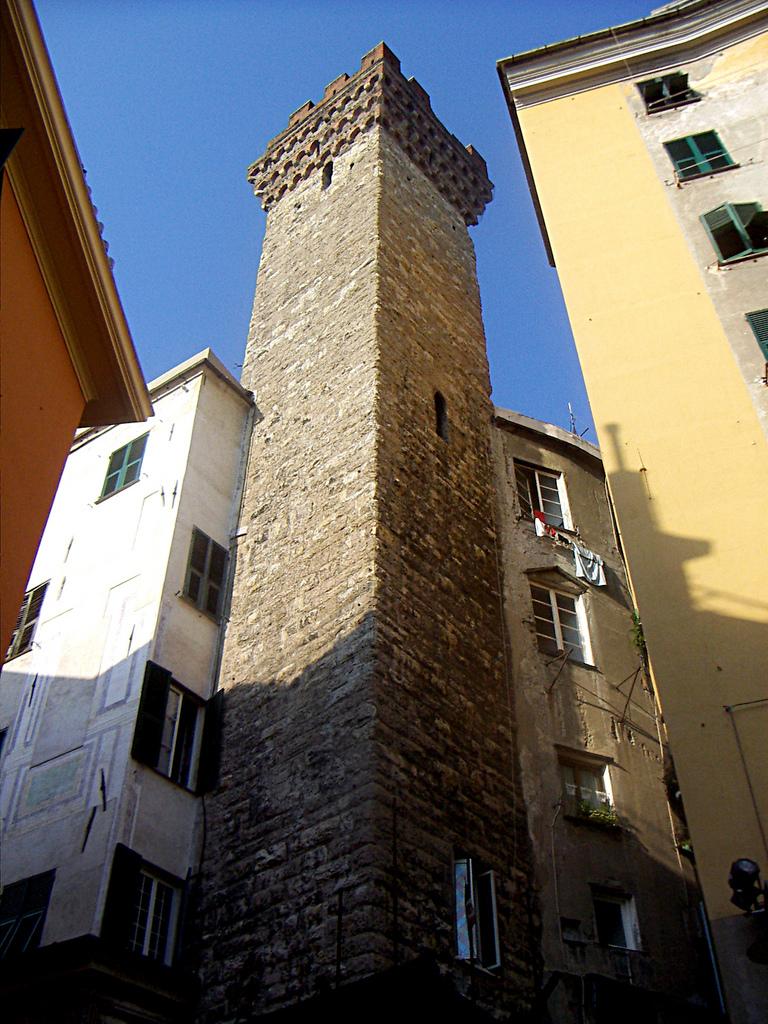La torre degli Embriaci