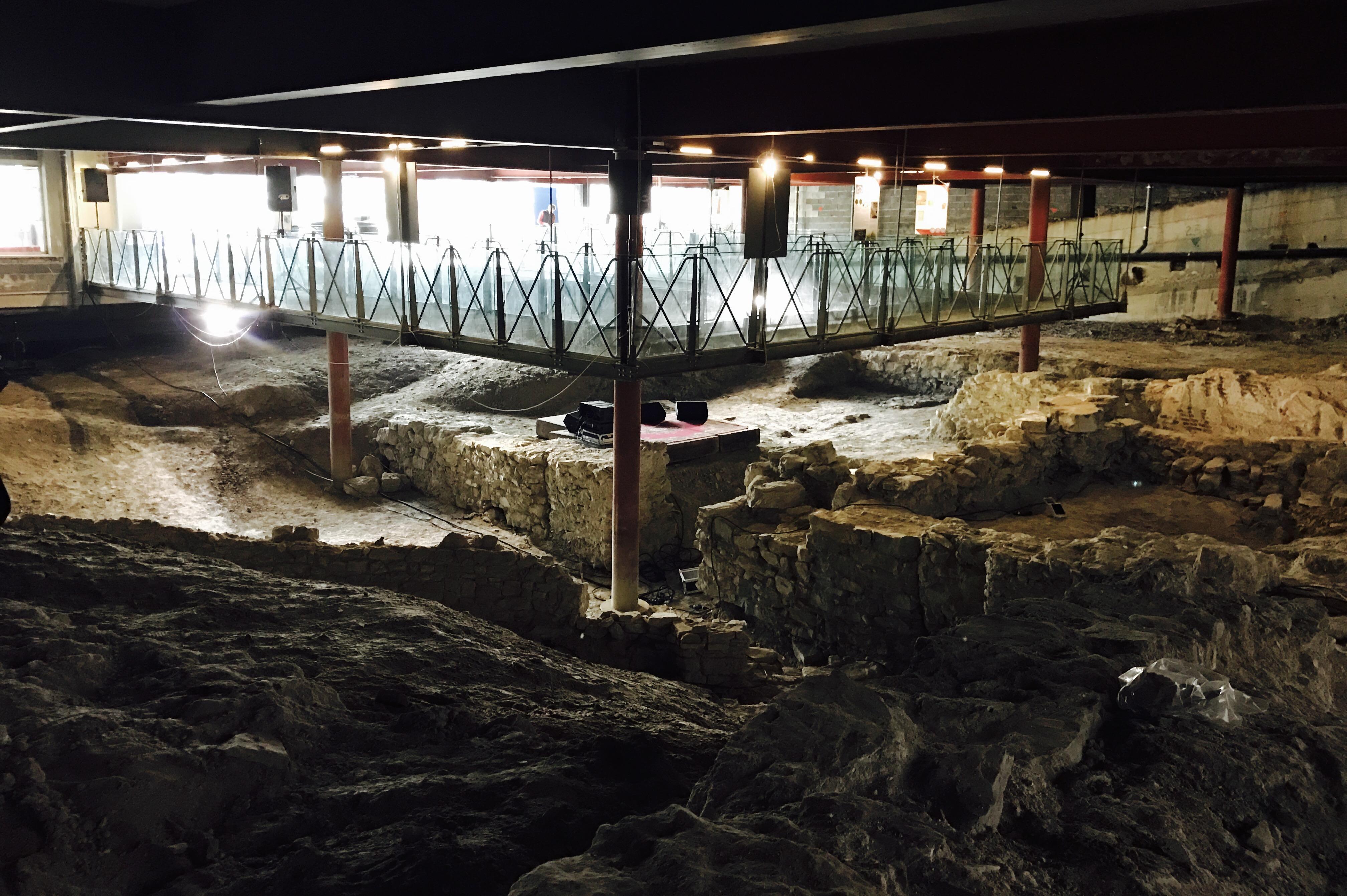 Area Archeologica GL